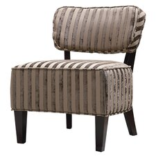 Shady Shores Fabric Slipper Chair