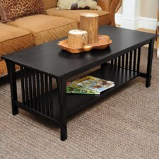 Bay Shore Mission Coffee Table