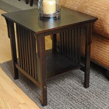 Bay Shore Mission End Table