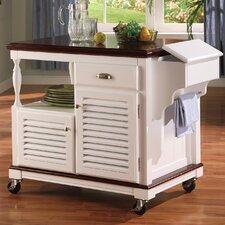 <strong>Wildon Home ®</strong> Clark Dale Kitchen Cart