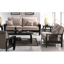 Mission Style Living Room Collection