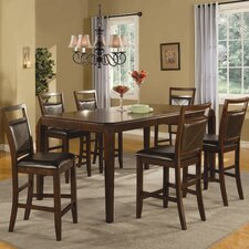 Limington 7 Piece Counter Height Dining Set