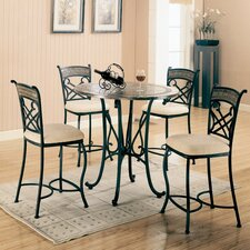 <strong>Wildon Home ®</strong> Frankfort Counter Height Dining Table