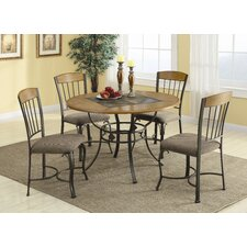 <strong>Wildon Home ®</strong> Laguna 5 Piece Dining Set