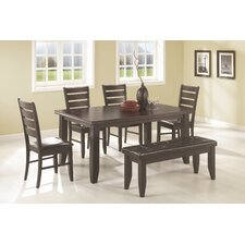 <strong>Wildon Home ®</strong> Corrigan 6 Piece Dining Set
