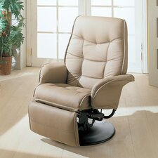 Conroy Leatherette Ergonomic Recliner