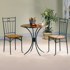 <strong>Wildon Home ®</strong> Beaverton 3 Piece Dining Set