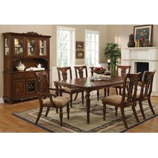 <strong>Wildon Home ®</strong> Hemingway 7 Piece Dining Set