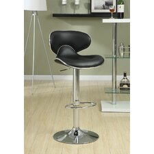 <strong>Wildon Home ®</strong> Adjustable Swivel Bar Stool