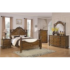 <strong>Wildon Home ®</strong> Backbay Poster Bedroom Collection