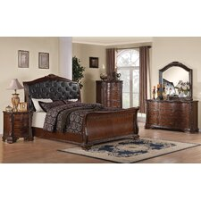 Martone Sleigh Bedroom Collection