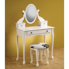 <strong>Wildon Home ®</strong> Vanity Set with Mirror