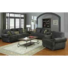 Crawford Chenille Living Room Collection