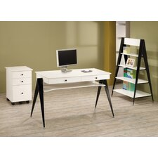 <strong>Wildon Home ®</strong> Lori Computer Desk Office Suite