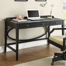 <strong>Wildon Home ®</strong> Desk with 3 Drawers