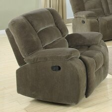 <strong>Wildon Home ®</strong> Bryce Velvet Recliner