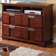 <strong>Wildon Home ®</strong> Manchester 4 Drawer Media Chest