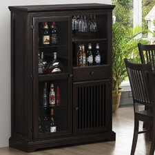 <strong>Wildon Home ®</strong> Sterling Curio Cabinet