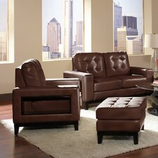 <strong>Wildon Home ®</strong> Atlantic Chair and Ottoman