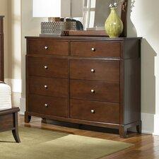 Audrey 8 Drawer  Dresser