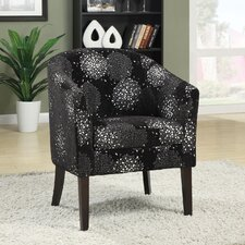 Chenille Club Chair