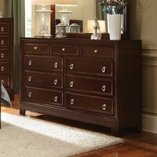 Douglas 9 Drawer Dresser