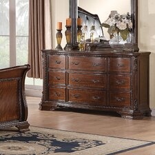 <strong>Wildon Home ®</strong> Martone 9 Drawer Dresser
