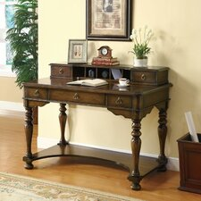 <strong>Wildon Home ®</strong> Desk with 5 Drawers