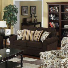 <strong>Wildon Home ®</strong> Newbury Fabric Loveseat