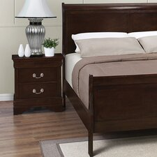 <strong>Wildon Home ®</strong> Montreal 2 Drawer Nightstand