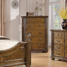 <strong>Wildon Home ®</strong> Backbay 5 Drawer Chest