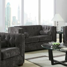 <strong>Wildon Home ®</strong> Alexa Velvet Loveseat
