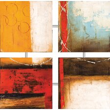 Panel Wall Art (Set of 4)