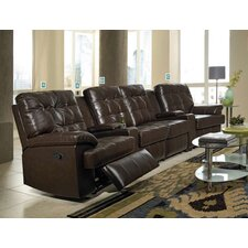 <strong>Wildon Home ®</strong> Emma Home Theater Seating