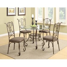 <strong>Wildon Home ®</strong> Harold 5 Piece Dining Set