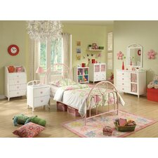 <strong>Wildon Home ®</strong> Romeo Twin Metal Bedroom Collection