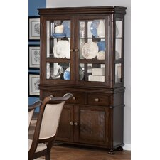 <strong>Wildon Home ®</strong> Hanover China Cabinet