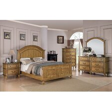 <strong>Wildon Home ®</strong> Virginia Panel Bedroom Collection