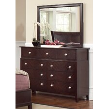 <strong>Wildon Home ®</strong> Allston 9 Drawer Dresser