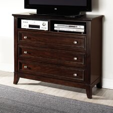 <strong>Wildon Home ®</strong> Banks 3 Drawer Media Chest