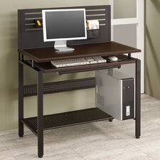 <strong>Wildon Home ®</strong> Computer Desk in Black