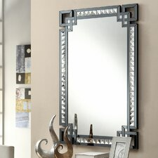 "<strong>Wildon Home ®</strong> 47.5"" H x 31.5"" W Wall Mirror"