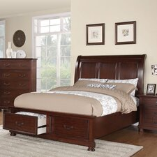 <strong>Wildon Home ®</strong> Nicole Platform Bed