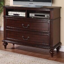 Virginia 2 Drawer Media Chest