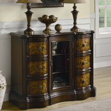 <strong>Wildon Home ®</strong> Canaan Large Scale 6 Drawer Cabinet