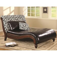 <strong>Wildon Home ®</strong> Ventura Chaise in Cherry