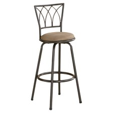 Borden Barstool in Brown