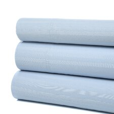 300 Thread Count Wrinkle Resistant Woven Stripe Sheet Set