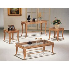 <strong>Wildon Home ®</strong> Genoa Coffee Table Set