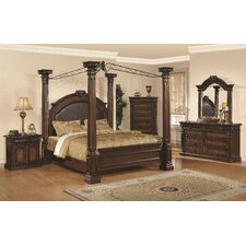 Juliet Four Poster Bedroom Collection